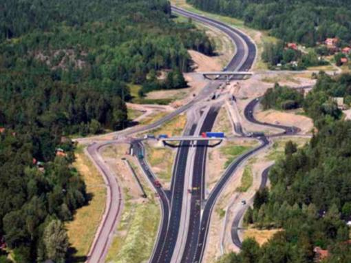 Omgivningens potential för biologisk mångfald vid nyanläggning av vägar